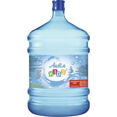 Вода Аквия KIDS