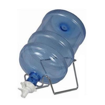 Подставка под бутыль с краном